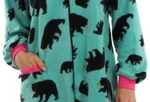 Winter Pajamas / Keep cozy this winter in the softest fleece around! Check out Sleepyhead.com for the ultimate in style and comfort this winter. We offer fleece footed, non-footed, two-piece styles, family matching and more.