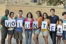 Volunteering / You have heart. That's why you volunteer. You yearn to leave a lasting mark that matters, to make the world a better place. You use your time, talent and resources to change lives and transform communities. Volunteer, your passion is incomparable and your presence is irreplaceable. You don't just make a difference, no, you ARE the difference!