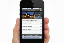 La Guía 'Vielha, en tu mano' / Accediendo a la Web App: http://www.qrvielha.com desde tu smartphone, podrás consultar todos los comercios y servicios de Vielha.  Mediante la geolocalización de tu smartphone, obtendrás información sobre los comercios más cercanos y su ubicación geográfica en el mapa. Interacción!  · Buscar por cercanía · Buscar por categorías · Buscar por nombre · Ver mapa de comercios · Llamar, enviar emails y consultar su página web · Ver noticias y enlaces de interés