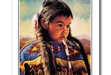 N.A.Indians / by Helen van der Linden