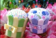 Pretty Pincushion / Really love pincushion