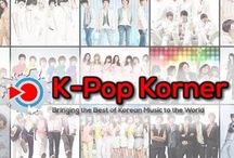 K-Pop Korner / Bringing the best of Korean music to the world! The first ever British K-Pop radio show, and the hottest show around the globe dedicated to K-Music and more! For show details and air times, please check http://www.facebook.com/kpopkorneruk