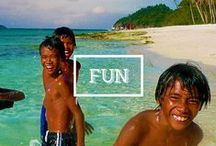 / FUN / Laugh a lot, good sense of humour cures almost all of life's ills. #humor #fun #funny #jokes / by Just One Way Ticket