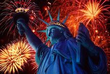 HOLIDAYS~4th of JULY / by Marilyn Murphy
