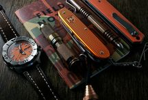 EDC / Every Day Carry / by David Huchelega