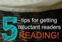 Reading Tips For Parents / Reading in Fun! Inspire your child to put down the video games and grab a good book!