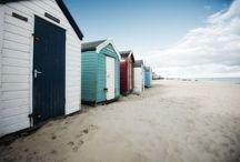 Beaches home & away / by C A G