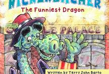 Funniest Dragon Reviews / The Picture Book Nickerbacher, The Funniest Dragon has gotten awesome reviews. Here are some of them.