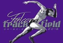 Track & Field T-Shirt Designs / Custom apparel for track and filed teams from The Graphic Edge