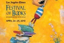 L.A. Times Festival of Books / An amazing, huge event. Featured Gollywood, Here I Come! and Nickerbacher, The Funniest Dragon.