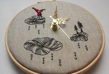 Cute Custom Clocks