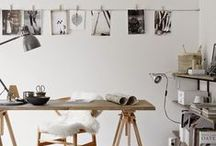 STUDIO AND WORKSPACES | HER DRUM / Work spaces that inspire you