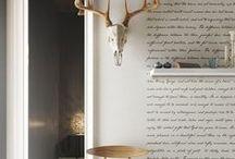 INTERIORS | HER DRUM / Beautiful interiors to inspire