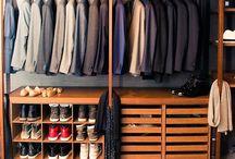 Closet / Closes empotrados a incorporar en la Habitación.