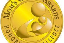 Nickerbacher's Awards / Nickerbacher, the Funniest Dragon is an Award Winning Children's Book.