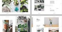 Design Layout Style / Creative visual layouts for reference and inspiration