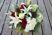 Winter Holiday / It's that time of the year again! Holiday arrangements and centerpieces for the winter months.