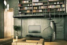 Turn the Page / Libraries, Reading Nooks and books worth a place on your shelves