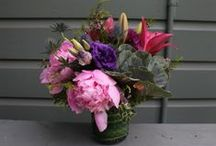 Funtime Flower Fancy / Creative floral design for customers and floral design that entertains the designers.