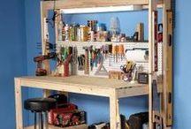 DIY / Work Shop & Garage / by Jenny Burke