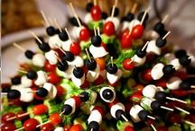 Appetizers for ALL occasions. / by Nancy Medrano
