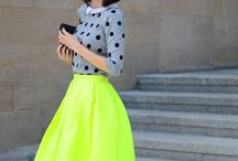 I like it !!! / Outfits & hair & style that just like me