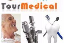 Tourmedical Dentistry Abroad / Dental Treatments Abrad. Dental Clinic in Kusadasi Turkey. Cosmetic Dentistry & Dental Implants.