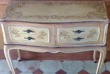 mobili dipinti / tutto ciò che mi piace