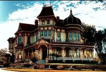 victorian houses. / by margot gaines