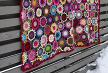 Blankets / Crochet, Knitted and Woven Blankets