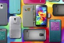 Samsung Galaxy S5 Hoesjes / Na het aanschaffen van een nieuwe Samsung Galaxy S5 wilt u deze natuurlijk graag de juiste bescherming bieden. In ons uitgebreide assortiment aan Samsung Galaxy S5 hoesjes vindt u de juiste protectie, maar ook mooie design hoesjes. Hoesjes voor alledaags gebruik, maar ook voor de meest extreme omstandigheden.  Wij nodigen u graag uit om bij ons op de website ons assortiment hoesjes te bekijken.