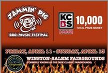 Jammin With Some Pig This Month! / Time to celebrate warmer weather!!