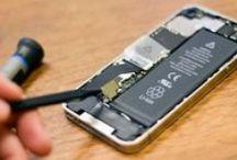 Zelf je telefoon repareren / Is uw toestel gevallen en moet deze gerepareerd worden? Zo moeilijk hoeft dat niet te zijn! Wij leveren u namelijk de onderdelen, handleidingen en tools om uw telefoon er weer uit te laten zien als nieuw!