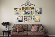 Wall Art Display Ideas