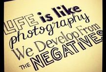 Quotes ~ Photography
