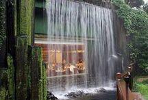 vodopády / Waterfalls, Wasserfall, cascade, 瀑布, водопад, cascada, cachoeira, waterval, شلال