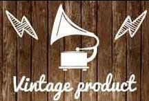 Vintage product