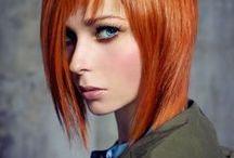 Hair - Capelli / Accapigliature, moda in testa.. Le immagini più belle sui tagli e intrecci Step by Step - Passo dopo Passo