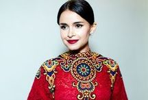 ⅡⅡ COMB - Style Icon: Miroslava Duma / This polly-pocket sized Russian beauty has got us all lusting after her fabulous clothes and impeccable style. Get ready for some serious style envy.