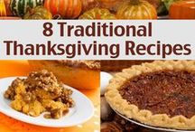Thanksgiving/Christmas/Easter recipes