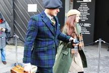 ⅡⅡ COMB - London Collections Men - Street Style / the best street style caught in between the shows