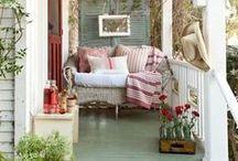 FOR MY HUNDREDS HOUSES. / Si je pouvais, j'aurai environ plein de maisons pour pouvoir créer pleins d'ambiances. / by Ségolène BM
