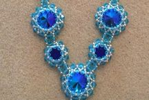 Handmade Beaded Jewelry made by me / Handmade jewellery made by me.
