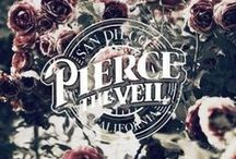 """Pierce The Veil / """"Because we're Mexican, We're better.""""- Tony Perry  / by Rosie Elizabeth 