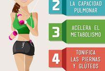 Actívate / Ejercicios para mejorar tu salud física