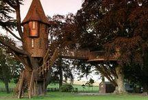 Domy na stromech / Treehouse, Baumhaus, maison de l'arbre, casa del árbol, casa na árvore, дерево дом, 树屋, boom huis, casa sull'albero