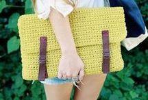 Bags / crochet handbags, shopping bags, totes, purses
