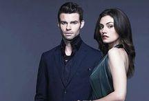 The Vampire Diaries / The Originals / The Vampire Diaries / The Originals