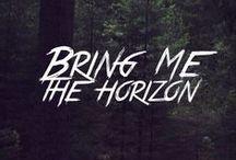 Bring Me The Horizon / by Rosie Elizabeth |-/