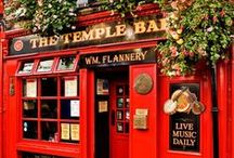 Ireland! / Dublin, Manorhamilton, Sligo, Bundoran, Strandhill... some beautiful places